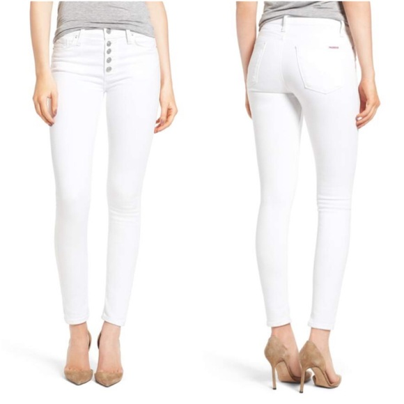 59551d2b1d8 Hudson Jeans Jeans | Hudson Ciara High Rise Exposed Button Ankle ...
